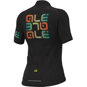 Alé Cycling Solid Mirror SS Jersey Women black